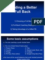 Build a Better FB by Kenvin Thurmon