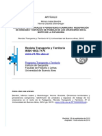 Dinamicas Territoriales Y Persistencia Campesina