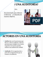 Auditoria HOY