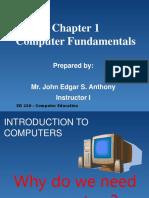 Computer Fundamentals ED201