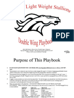 Final 2005 Lightweight Playbook By Michael Santiago