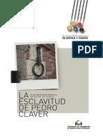 La esclavitud de Pedro Claver