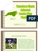 Vanceboro Giants Animated DWing Playbook by Jack H. Taylor