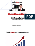 Master Class on Stock Trading