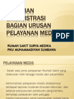 Presentasi Pedoman Pelayanan Medis