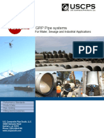 USCPS Flowtite Tri-fold Brochure