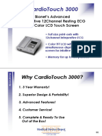 Cardio Touch 3000