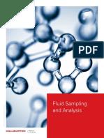 Fluid Sampling and Analysis
