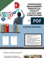 Operations Management Principles