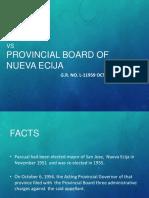 Pascual v Prov Board