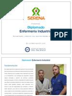 Diplomado en Enfermería Industrial 2014