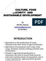 Agriculture Food Security and SD.dme