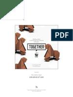 WWF Together OrangutanOrigami