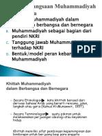 Kebangsaan Muhammadiyah