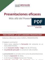Presentaciones eficaces 2018