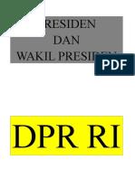 PRESIDEN.rtf