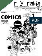 Revista Amor y Rabia Nr. 24 (14.09.1996)