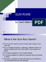 Shotgun Running Game by Coach Haworth