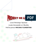3 Proiect Didactic Avap