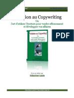 Initiation Au Copywriting