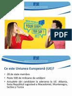 Ppt UE Presentation-ro