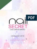 Catalogo Nailsecret 2019