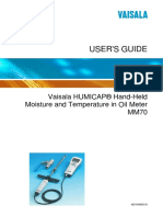 MM70 User Guide in English