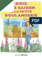 Une Saison a La Petite Boulangerie - Colgan, Jenny