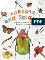 (Nature Explorers) Steve Parker - Insects and Spiders-DK Publishing (2019)