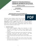 Rekrutmen Tenaga Ahli Programmer Dinas Kominfo Dan Statistik Provinsi Bengkulu 2019