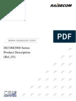 ISCOM2900 Series Product Description (Rel_03)