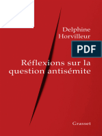 Reflexions sur la question anti - Delphine Horvilleur.epub