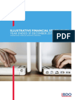 IFRS Illustrative Financial Statements