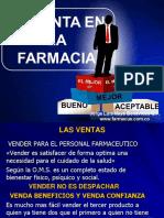 VENTAS DE FARMACIAS EN PERU