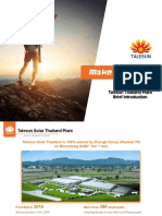 01 2017 Talesun Thailand Plant Brief Intro Light