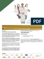 InterContinental Maldives - Career Opportunities 28October19