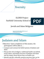 Power Point Judaism and Islam.ppt