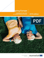Eurostat o starenju Europe