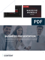 Business Proposal Free by Slideforest
