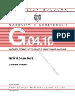NCM G.04.10:2015 Centrale termice