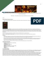 World of Warcraft_ Crónicas Volumen I – WoWmanía