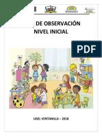 Evaluacion formativa en educacion inicial