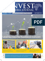 Invest Namibia Journal - Sept 2019 Edition