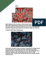 10 Motif Batik