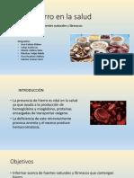Alimentos Ricos en Hierro Power Point-1[1]
