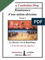 Extrait Renaissance Nation Africaine Tome 1