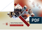 Dalma Training Institute Catalog 2014