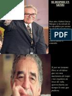 Gabriel García Márquez (1)
