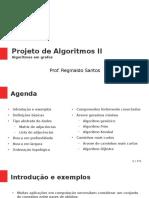 4 Algoritmos Em Grafos