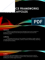 Advance Frameworks and Scaffolds